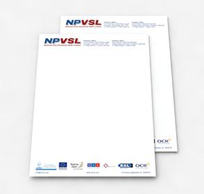 Premium letterheads